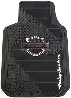 Plasticolor Universal Fit Harley Factory B&S Pink Floor Mat
