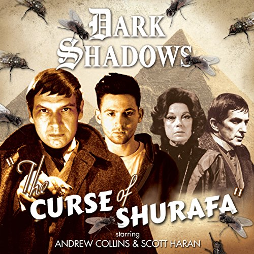 Dark Shadows - The Curse of Shurafa cover art