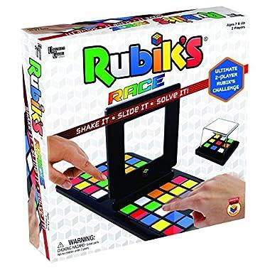Rubik's Race Game