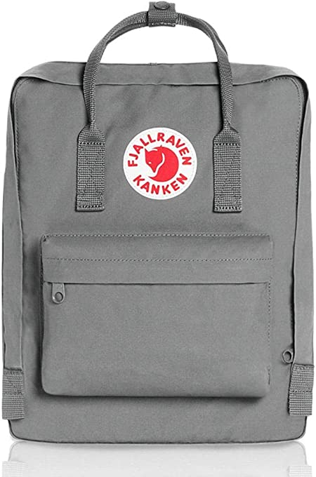 Fjallraven Kanken Backpack, Fog