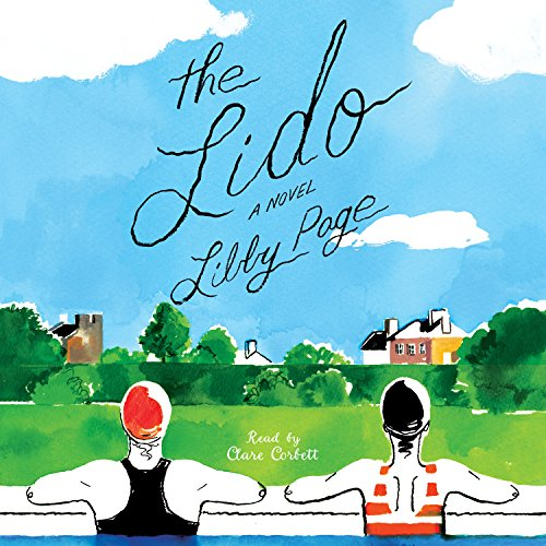 The Lido audiobook cover art