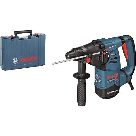Bosch Professional 0 611 23A 000 Martello Perforatore GBH 3-28 Dre con Attacco SDS Plus, in Valigietta, W, Blue, 800 Watt
