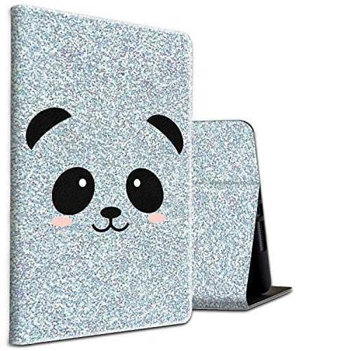 Fire HD 8 Tablet Case 2020, Cover for All-New Amazon Kindle Fire HD 8 Plus (10th Generation) Multi-Angle Anti Slide Stand Slim Smart Cases with Auto Wake/Sleep for Fire 8,Funny Panda