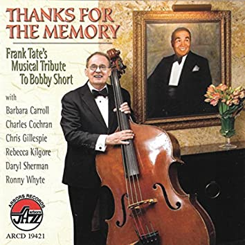 Thanks For The Memory: Frank