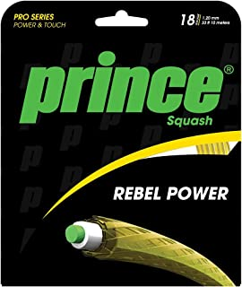 Prince Rebel Power Squash String Set