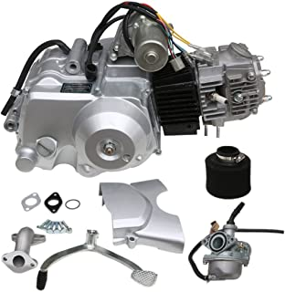 ZXTDR 125cc Engine 4 Stroke Motor Semi-Auto for Honda XR50 CRF50 XR CRF 50 70 SDG SSR 110 CT70 ST70 Dirt Pit Bike Motorcycle