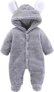 Ropa Bebe Invierno Recién Nacido Pijama Bebés Mameluco Niñas Niños Peleles Sleepsuit Conjunto de Ropa Invierno Niñas Niños Bodies Monos Peleles