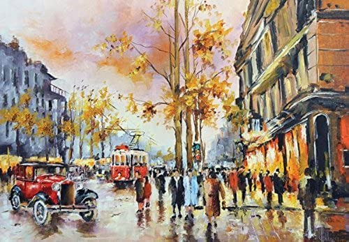 500 Piece - Anatolian Puzzle - Evening in Istanbul Puzzle by Anatolian
