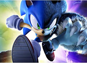 Sonic X Sonic Running