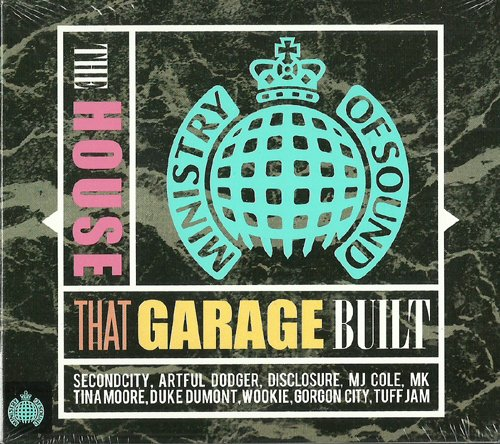 Garage House Music Classics + New - Nonstop IN THE MIX (Digi Pack) (Compilation CD, 60 Tracks)