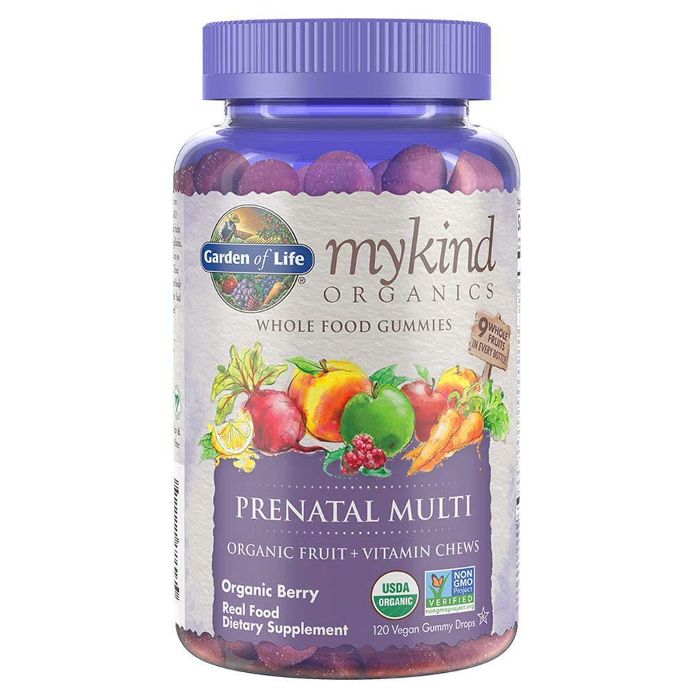 Garden Life Organics Prenatal Vitamins