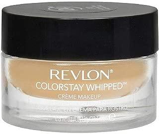 Revlon Colorstay Whipped Creme Make Up, Natural Tan (23.7ml)