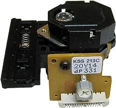 Stork Corp CD 光 ピックアップ レンズ KSS-213C SONY 交換 修理 互換品