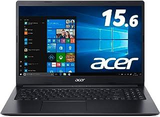 Acer エイサー ノートパソコン 15.6インチ Celeron N4020 メモリ4GB 128GB SSD Microsoft Office Home & Business 2019 ブラック Windows 10 Home A315-3...