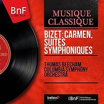 Bizet: Carmen, suites symphoniques (Mono Version)