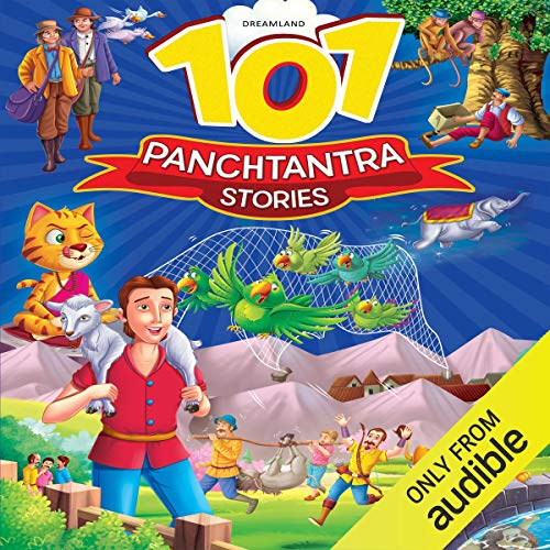101 Panchtantra Stories cover art