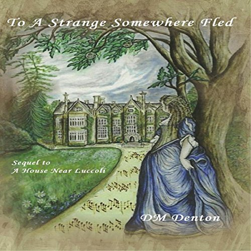 To a Strange Somewhere Fled audiobook cover art