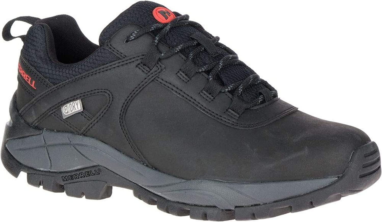 Merrell Vego Low Waterproof J599537 Outdoor Hiking Trainers Athletic shoes Mens J599537 Black 8.5 UK