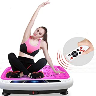 High quality Fitness Equipment, Vibration Power Plates Trainer Fitness Vibrating Machine Oscillating Platform Whole Body S...