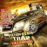 Slangin' bass (feat. Traffic Trill) [Explicit]