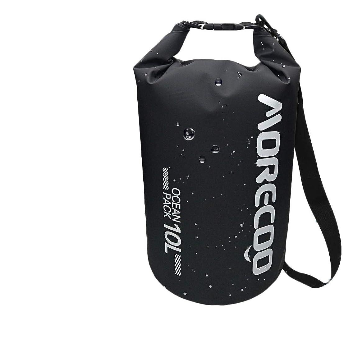 MORECOO-Floating Waterproof Dry Bag- Waterproof Dry Bag Roll Top Sack Keeps Gear Dry 5L/10L/ for Kayaking/Rafting/Boating/Swimming/Camping/Hiking/Beach/Fishing