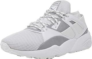 PUMA Men's B.O.G Sock WHT Reflective Cross-Trainer Shoe