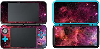 SKINOWN Vinyl Cover Decals Skin Sticker for Nintendo New 2DS XL - Nebula Galaxy
