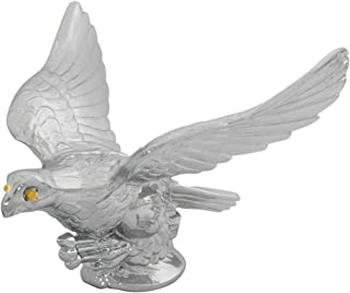 United Pacific American/Bald Eagle Hood Ornament Chrome Exterior ...