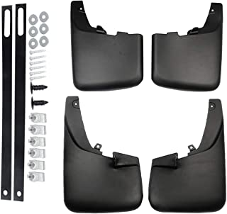 HUSKY LINERS Mud Flap Guards Ford F250 F350 F450 Super Duty 2011-2016 Front
