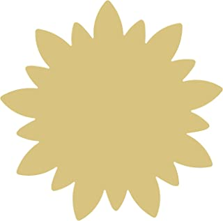 Best sunflower wood cutouts Reviews