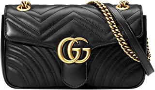 BH Gucci GG Marmont small matelass   shoulder bag