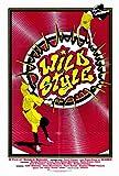 Wild Style Movie Poster (27 x 40 Inches - 69cm x 102cm) (1984) -(Lee George Quinones)(Fredrick Braithwaite)(Dondi White)