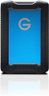 G-Technology ArmorATD All-Terrain Drive 5TB zwart blauw