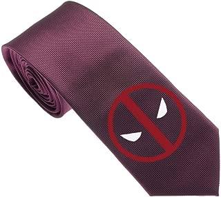 Deadpool Symbol Multi-colored Men's Woven 2.5