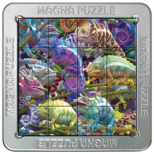 Cheatwell Games 3D Magnetic Puzzle Chameleons