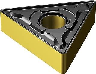 Sandvik Coromant C,N Ti 4325 Grade Inveio Coating Technology T-Max P Insert for Turning Carbide Neutral Cut CNMG 433-PM 4325 +Al2O3+TiN Diamond 80/°