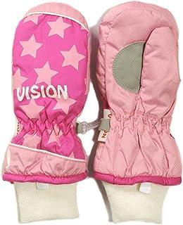 VISION STREET WEAR(ヴィジョンストリートウェア)女児ミトンスキーグローブ 9599