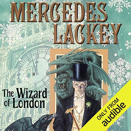 The Wizard of London     Elemental Masters              By:                                                                                                                                 Mercedes Lackey                               Narrated by:                                                                                                                                 Michelle Ford                      Length: 11 hrs and 40 mins     1 rating     Overall 4.0