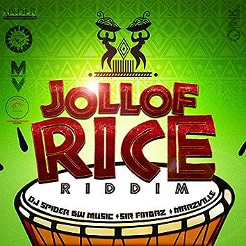 Jollof Rice Riddim