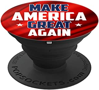 Brave New Look Make America Great Again - Trump PopSockets Stand for Smartphones and Tablets - PopSockets Grip and Stand for Phones and Tablets