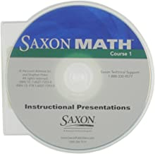 Saxon Math, Course 1: Instructional Presentations