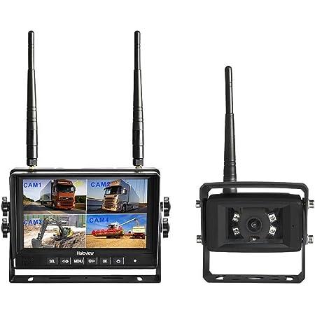 Haloview Mc7101 Rückfahrkamera Wireless Monitor Und Elektronik