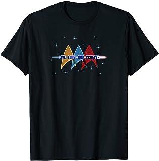 Star Trek: la série originale Live Long et Prosper Deltas T-Shirt