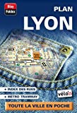Michelin Street Map Lyon (PLANS (870)) (French Edition)