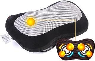 AMYMGLL Multifunción masaje de cuello de almohada de coches de masaje de coches hogar de doble uso salud regalos 3D masaje de masaje