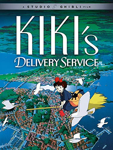 Kiki's Delivery Service (English Language)