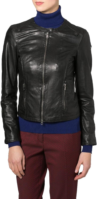 Brand New Genuine Soft Lambskin Leather Jacket For Women's Designer Wear LTN139