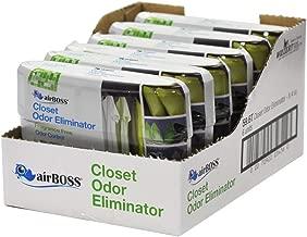 airBOSS Closet Odor Eliminator (Case of 6)
