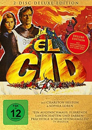 El Cid [Alemania] [DVD]