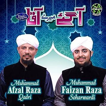 Agaye Merey Aqa (feat. Muhammad Faizan Raza)